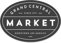 Grand Central Market-Downtown LA Marketplace with multiple vendors. Recommended as must visit by Bon Appetit