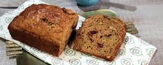 Cranberry Walnut Health Bread Recipe   The Chew - ABC.com Check and see what needs to be changed if use all einkorn flour.  Change sweetener to Yacon.