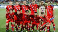 Russia's 2014 World Cup Squad