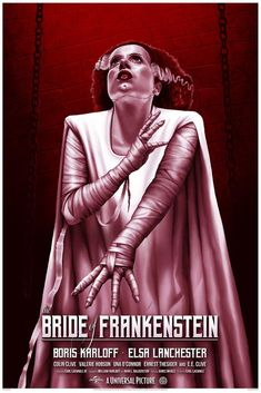Nuori Frankenstein suku puoli