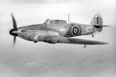 The Hurricane flew and fought on more war fronts than many Allied Aircraft, it was the only British Fighter to serve in all WWII theatres.