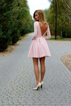 Pink Open V Back Skater Dress  # #Beauty - Fashion - Shopping #Fall Trends #Fashionistas #Best Of Fall Apparel #Skater Dress Open V Back #Open V Back Skater Dresses #Open V Back Skater Dress Pink #Open V Back Skater Dress Clothing #Open V Back Skater Dress 2014 #Open V Back Skater Dress Outfits #Open V Back Skater Dress How To Style