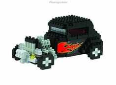 nanoblock - Hot Rod
