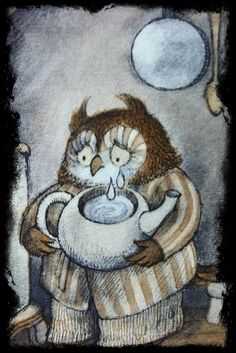 Owl at Home is a children's picture book by Arnold Lobel an author and illustrator. The book consists of f. Arnold Lobel, Owl Always Love You, Children's Picture Books, Owl Art, Vintage Children's Books, Cute Owl, Children's Book Illustration, Whimsical Art, Childrens Books