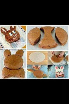 Gâteau lapin... ...