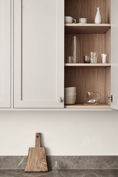 Interior Exterior, Home Interior, Kitchen Interior, Interior Livingroom, Interior Design, Shaker Kitchen, Kitchen Pantry, Kitchen Ideas, Handmade Home Decor
