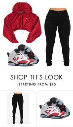 8dd89ef2ced7 Untitled  280 by misspurty ❤ liked on Polyvore featuring NIKE