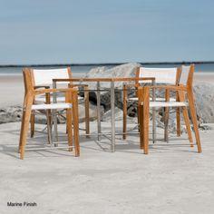 15 best folding sets images teak outdoor furniture folding chairs rh pinterest com