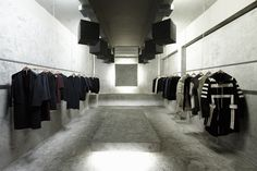 Late Night Chameleon Cafe (LN-CC) is a appointment-only boutique, music label and private club. East End of London. Evolution, Restaurants, Concept Shop, Concept Stores, Fashion Displays, Shops, Retail Concepts, Branding, Retail Space