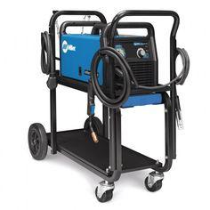 Miller Millermatic 190 MIG Welder with Cart (951602)