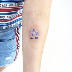 No photo description available. Tattoos For Women Small, Small Tattoos, Black Tattoos, Watercolor Tattoo, Night Tattoo, Toronto, Ink, Instagram, Places