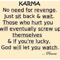 Karma #karma  YESSS, so True!!!