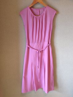 Woman' Vintage Summer Dress by MajosCloset on Etsy