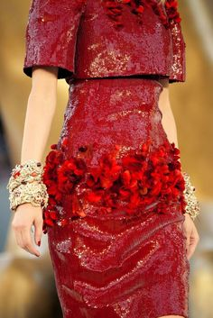 detail :: Chanel Haute Couture F/W 10.11 Paris