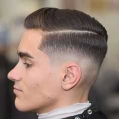 Mid Low Fade - Best Fade Haircuts For Men: Cool Men's Taper Fade Hairstyles Fade Haircut Curly Hair, Fade Haircut With Beard, Medium Fade Haircut, Taper Fade Haircut, Beard Haircut, Medium Hair Cuts, Haircut Long, Beard Fade, Afro Hair