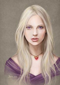 Official Portrait of Princess Rhaene Targaryen Fantasy Portraits, Character Portraits, Character Drawing, Character Concept, Dnd Characters, Fantasy Characters, Female Characters, Foto Fantasy, Chica Fantasy
