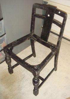 Seatless Chair