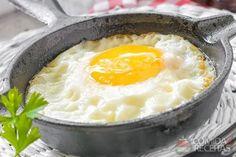 Receita de Ovo frito em receitas de ovos, veja essa e outras receitas aqui!