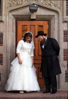Traditional Yichud Wedding.