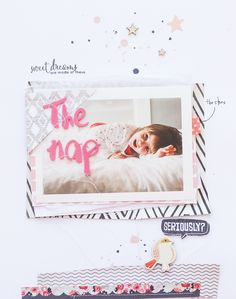 In between days: The nap layout