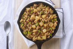 SwitchToTurkey | Easy Turkey Skillet | #easy #turkey #skillet #dinner ...