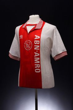 Ajax Football Shirt (1996-97, home)