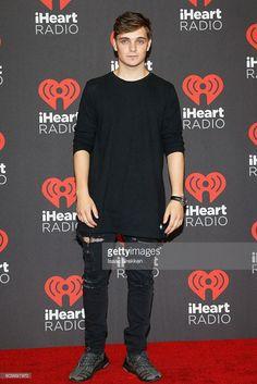 DJ Martin Garrix attends the 2016 iHeartRadio Music Festival at T-Mobile Arena on September 23, 2016 in Las Vegas, Nevada.
