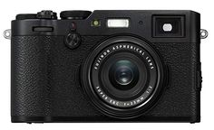 Fujifilm Kompaktkamera mit 243 Megapixel X-Trans CMOS III Sensor schwarz New Electronic Gadgets, Electronic Gifts, Cameras Nikon, Sony, Carte Sd, Fixed Lens, Best Digital Camera, Smartphone, Lcd Monitor