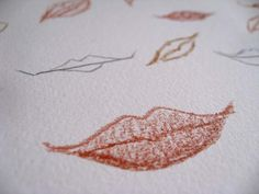Big Little: Doll Making: Lips