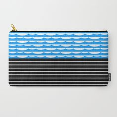 valovi Carry-All Pouch | 15% Off + Free Worldwide Shipping Sale! Ends 5/30/16 at 11:59pm PT. Only valid on all trebam + Society6 Apparel, Beach Towels, Totes, Pouches, Tapestries and Phone Cases. #trebam @trebamstyle #society6