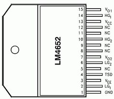 Audio Power Amplifier IC LM Series ~ AmplifierCircuits.com