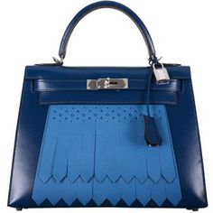 Collection featuring Valentino Cocktail Dresses, Tory Burch Handbags, and 98 other items Hermes Kelly, Birkin, Golf, Hermes Bags, Office Attire, Four Square, Luxury, Leather, Swift