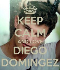 Keep calm and love Diego Domingez Keep Calm And Love, Celebs, Places, Celebrities, Celebrity, Famous People