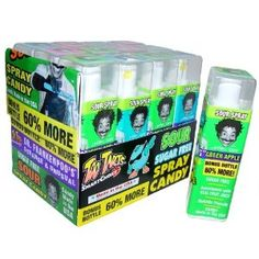 Tootart Bonus Size Sour Blast Spray (Pack of 12)