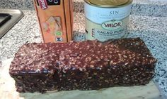 turron-quaker-avena-chocolate Soul Food, Muffin, Cooking, Breakfast, Desserts, Recipes, Cacao, Homemade Oatmeal, Oatmeal Cups