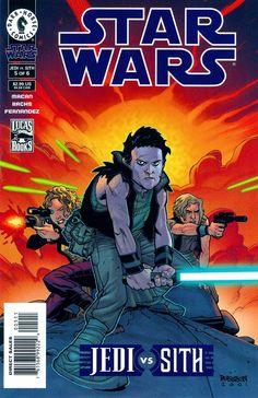 Star Wars, Jedi VS Sith : 005 - FL5016 encore un tour pour les Jedi