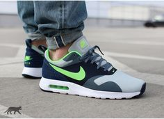 Nike Air Max Tavas (Grey Mist / Flash Lime - Armory Slt - Obsidian) - next purchase