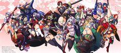 Hentai Sexy Anime Manga Characters Wall Art by WorldOfPoster