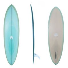 Mid-Length; a style of board thats not quite small, not quite tall but somewhere in the middle. We have a variety of designs with more volume to get your groove on or something different to get some...