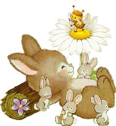 Ideas Baby Pictures Easter Spring For 2019 Easter Bunny Pictures, Baby Pictures, Cute Alphabet, Alphabet Fonts, Alphabet Letters, Halloween Imagem, Baby Engel, Alfabeto Animal, Cute Cartoon Characters