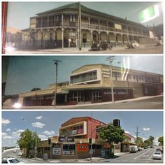 Prince of Wales Hotel - Nundah. Past and Present by Susan Roberts