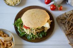 Ketopitaleipä – Ketoreseptit Tacos, Mexican, Pasta, Meat, Chicken, Ethnic Recipes, Food, Essen, Meals