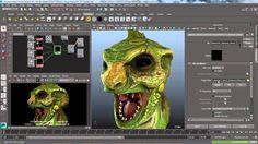 Autodesk Maya 2015: Ptex Support