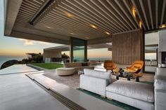 South Africa Villa by Saota – Fubiz™