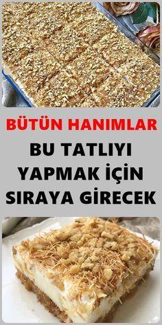 Tam kıvamında bir ekmek kadayıfı tarifi yapmak istiyorsanız tarçının ve damlasakızı aromasının çok yakıştığı bu tarife bir bakmalısınız. #ekmek #kadayıfı #kadayıftatlısı #ekmekkadayıfı #tatlıtarifleri #tarifler #tatlılar Yami Yami, Pasta Cake, Turkish Delight, Turkish Recipes, No Cook Meals, Nutella, Food And Drink, Bread, Cooking