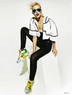 スポーツMIX=アスレジャー!知らなきゃまずい春の新トレンドをおさらい | SHERYL [シェリル] | ファッションメディア