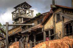 big thunder mountain railroad at magic kingdom walt disney world