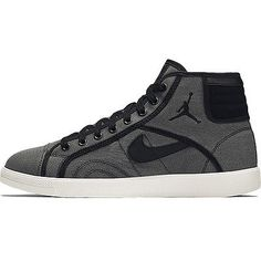 1566db3173c Nike Air Jordan Sky High OG Mens 819953-011 Black Sail Shoes Sneakers Size  10.5