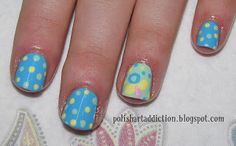 Pacifier Nails