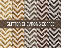 Glitter Chevron Textures Coffee Bean Graphics 5 Commercial use 8 by 8 inch digital paper textures. by SonyaDeHart Digital Paper Free, Digital Scrapbook Paper, Free Paper, Digital Papers, Glitter Texture, Glitter Chevron, Chevron Patterns, Glitter Background, Printable Paper